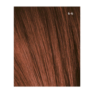 red chocolate brown hair color