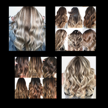 Load image into Gallery viewer, Antonino salon, salon 6, Tricho salon and spa,  Bianchi salon, Figo salon, Birmingham Salon, Schedule haircut online, Best Balayage in Michigan, Balayage Salon near me, Hair salons Birmingham, MI, Hair Salons Near me, Hair salon Near me, Hair Colorist near me, Color correction orange hair, Fix orange hair, Dimensional Balayage, Foilayage salon, Best Foilayage salon, foilayage salon near me, Best balayage salon near me, brunette balayage, blonde balayage,