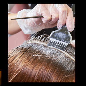 papillon Blanc Salon hair color services