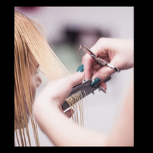 Load image into Gallery viewer, hair cut at papillon blanc salon