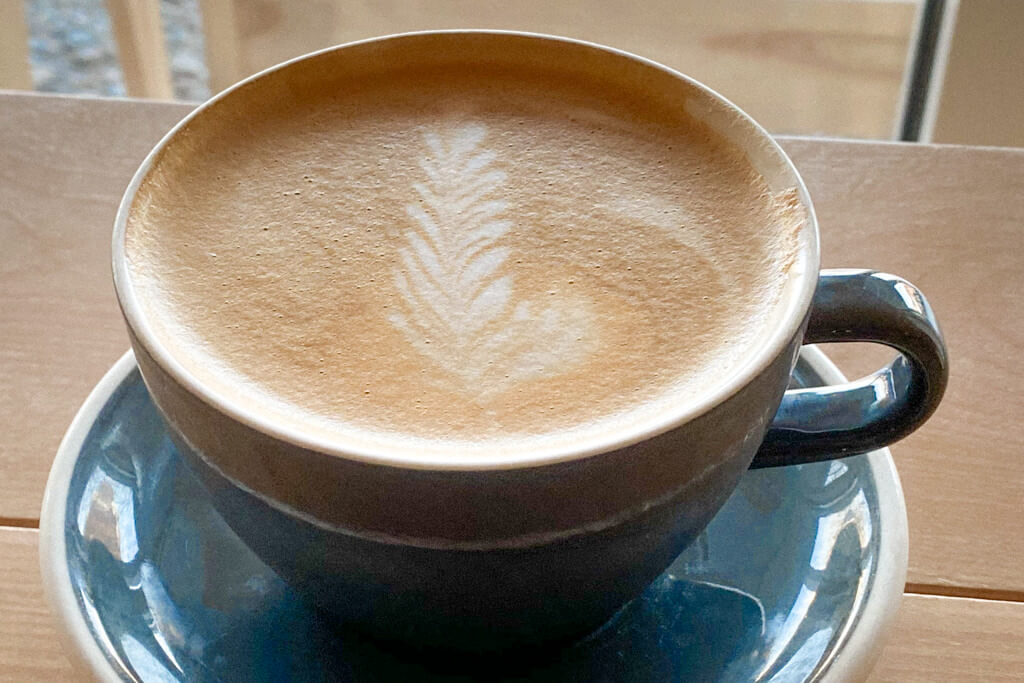 Cardamom Maple Latte - Willa's OatMilk