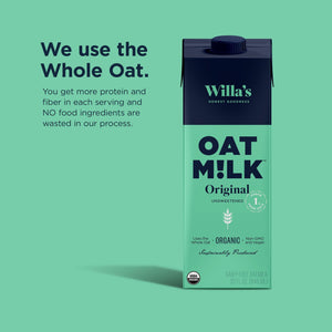 Unsweetened Original Oat Milk