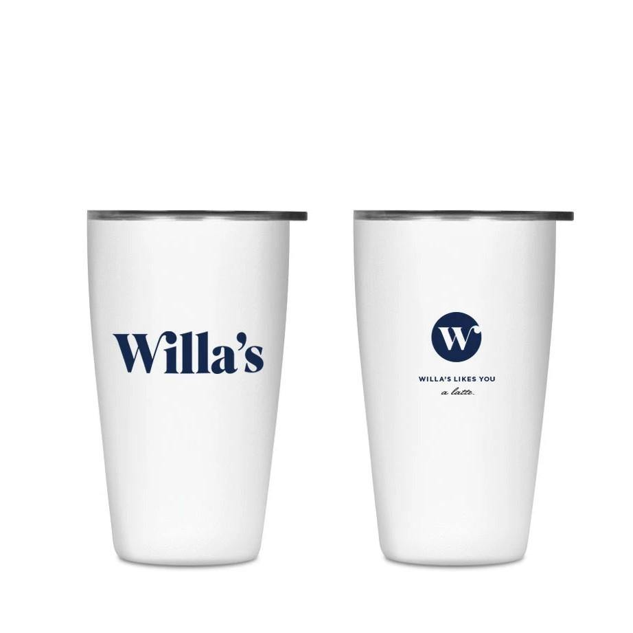 Willa's Hot or Cold Travel Mug - Willa's