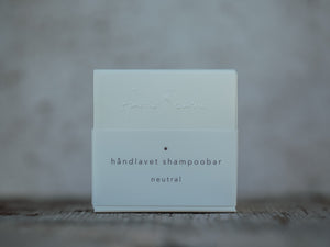 Shampoobar - neutral