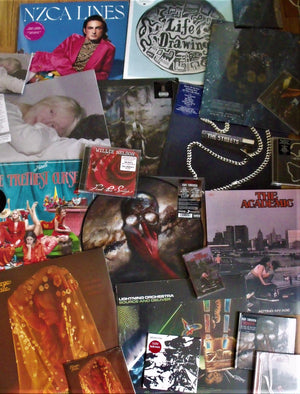 New Releases from Laura Marling, The Streets, The Jayhawks, The Academic, Willie Nelson,  Julianna Barwick, Bdrmm & More