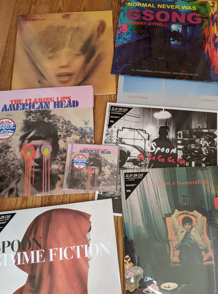 New In Stock! The Flaming Lips, The Rolling Stones, Hannah Georgas, Crass + Pre-Order Brand New Gorillaz, New Order & More