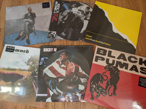 Autumn Release News: Autechre, Black Pumas, The Damned, Matt Berninger, Tom Petty, John Foxx & the Maths