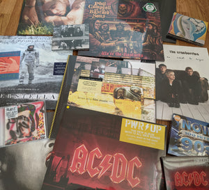 New Releases for Friday 13th November - ACDC, Phil Campbell & The Bastard Sons, Paloma, The Pogues