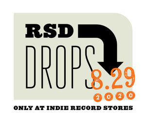 Record Store Day Drop Sat 29th August