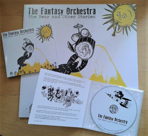 Our Pick of The Week is The Fantasy Orchestra - The Bear & Other Stories