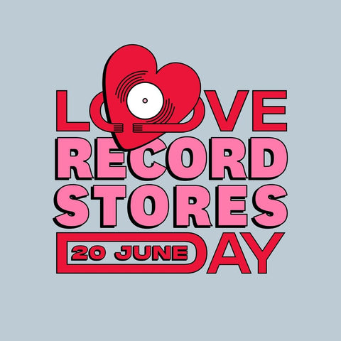 Love Record Stores Day 20th June 2020