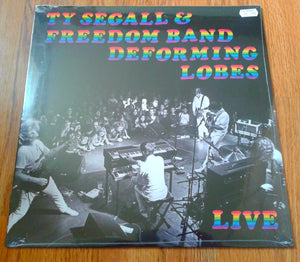 Ty Segall & Freedom Band - Deforming Lobes New LP