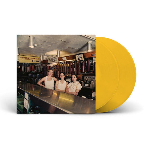 Haim - Women In Music Part III - New Yellow 2LP
