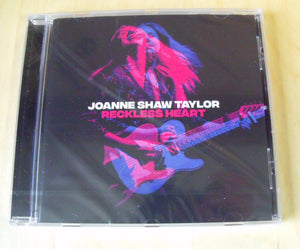 Joanne Shaw Taylor - Reckless Heart - New CD