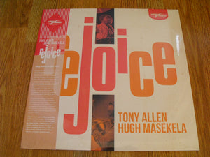 Tony Allen and Hugh Masekela - Rejoice New LP
