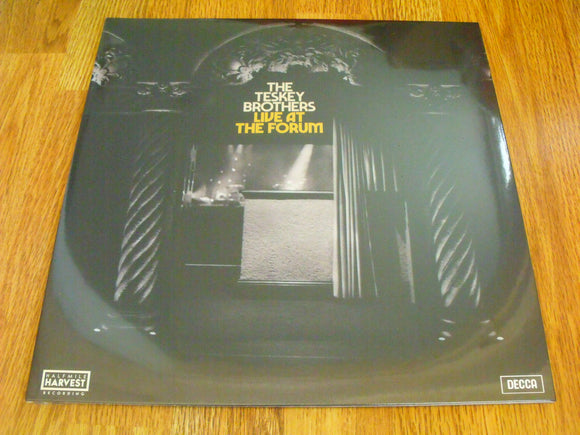 The Teskey Brothers - Live at the Forum New LP