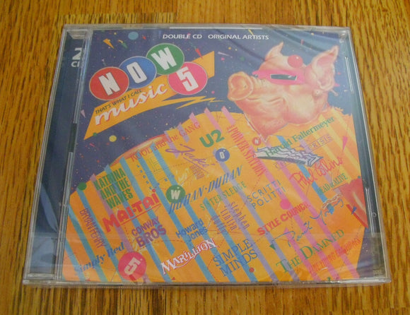 Various Artists - NOW 5 New 2CD