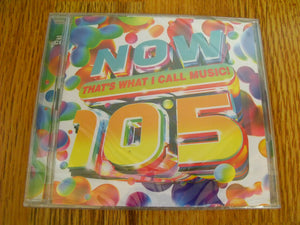 Various Artists - NOW 105 New 2CDs