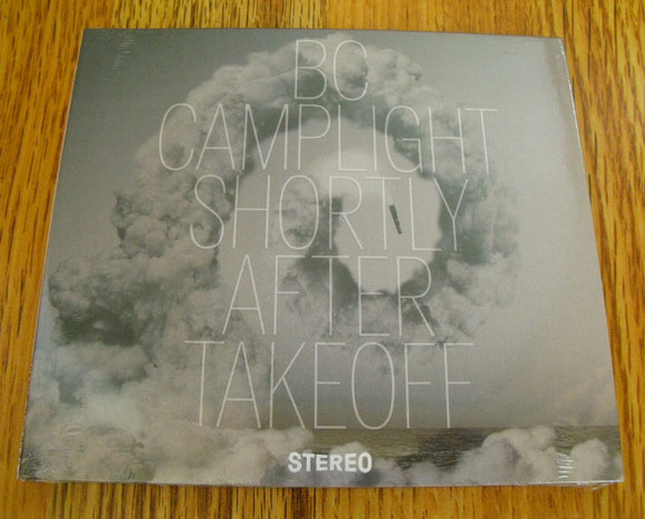 BC Camplight - Shortly After Takeoff New CD