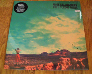 Noel Gallagher's High Flying Birds - Who Built The Moon New Ltd Coloured LP