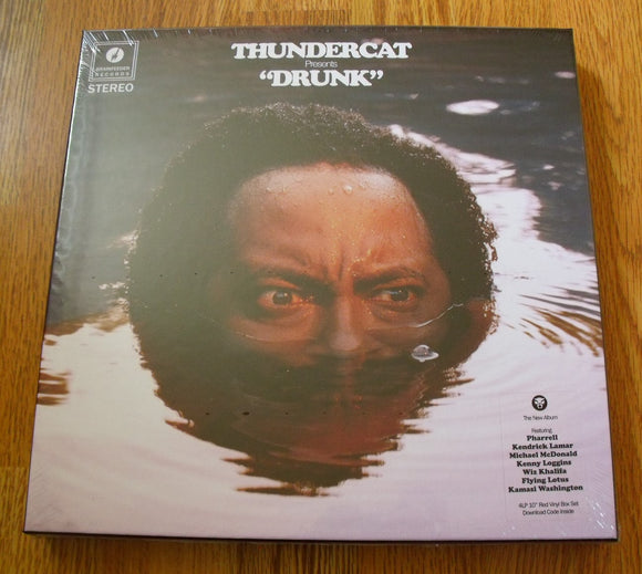 Thundercat - Drunk New 4LP, 10