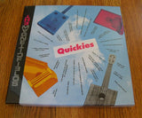 "The Magnetic Fields - Quickies New 5 x 7"" Box Set"