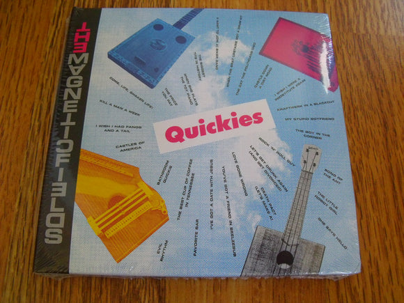 The Magnetic Fields - Quickies New CD