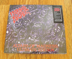 Morbid Angel - Altars of Madness: Ultimate Edition New Sealed 2CD