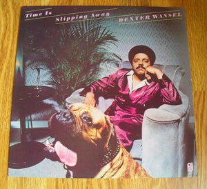 Dexter Wansel - Time Is Slipping Away Used LP