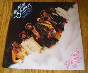 The Isley Brothers - The Heat Is On Used LP