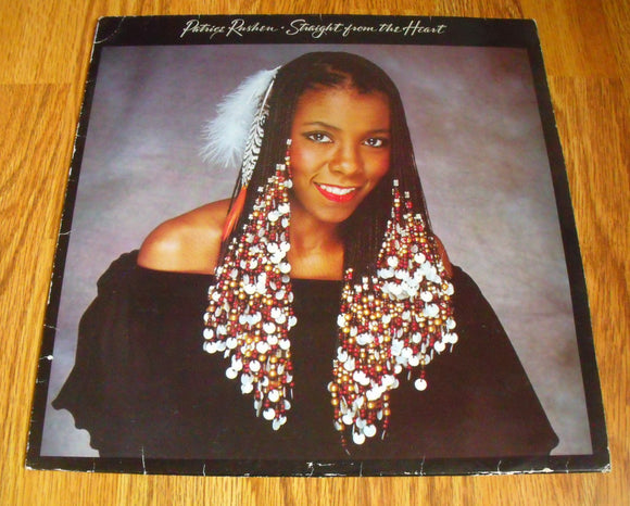 Patrice Rushen ‎– Straight From The Heart Used LP