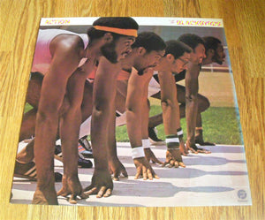 The Blackbyrds - Action Used LP