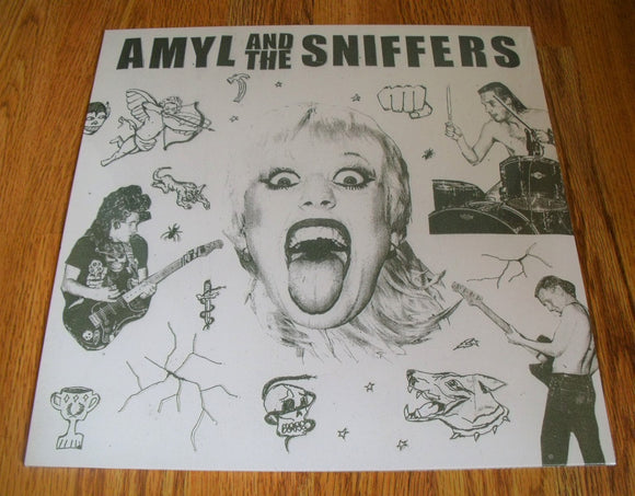 Amyl and the Sniffers - Amyl and the Sniffers - New LP