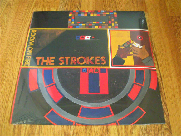 The Strokes - Room On Fire - New LP