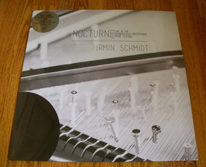 Irmin Schmidt - Nocturne - Live At The Huddersfield Contemporary Music Festival - New Ltd White 2LP