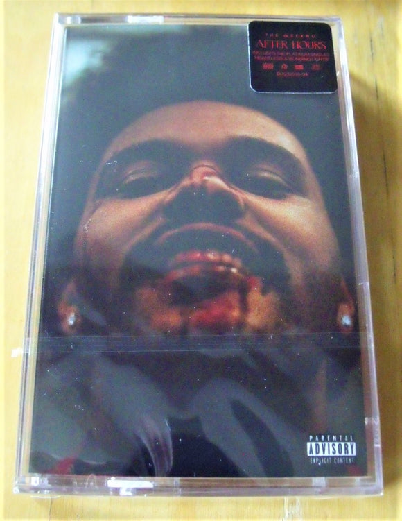 The Weeknd - After Hours - New Ltd Red Cassette
