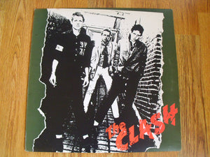 The Clash ‎– The Clash - Used LP