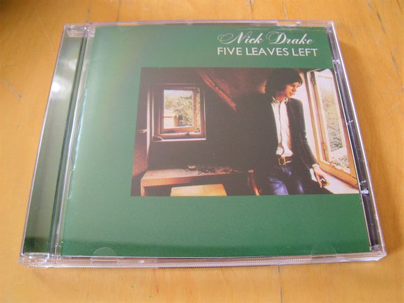 Nick Drake - Five Leaves Left - Used CD