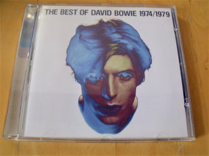 The Best Of David Bowie 1974/1979 - Used CD