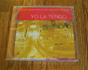 Yo La Tengo - I Can Hear The Heart Beating As One - New CD