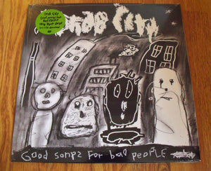 Drab City - Good Songs For Bad People - New LP