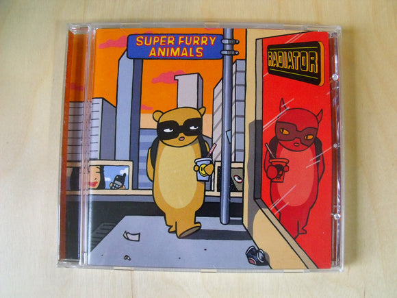 Super Furry Animals - Radiator - Used CD