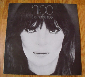 Nico - The Marble Index - Used LP