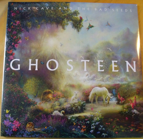 Nick Cave and the Bad Seeds - Ghosteen - New 2LP