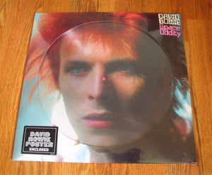 "David Bowie - Space Oddity - New Limited Edition 12"" Picture Disc"