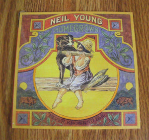 Neil Young - Homegrown - New CD