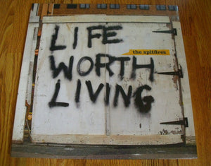 The Spitfires - Life Worth Living - New LP