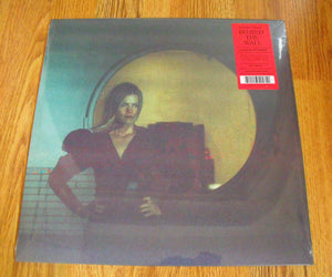 Jennifer Touch - Behind The Wall - New Ltd Red LP
