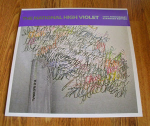 The National - High Violet - 10th Anniversary Expanded Version - New Coloured 3LP