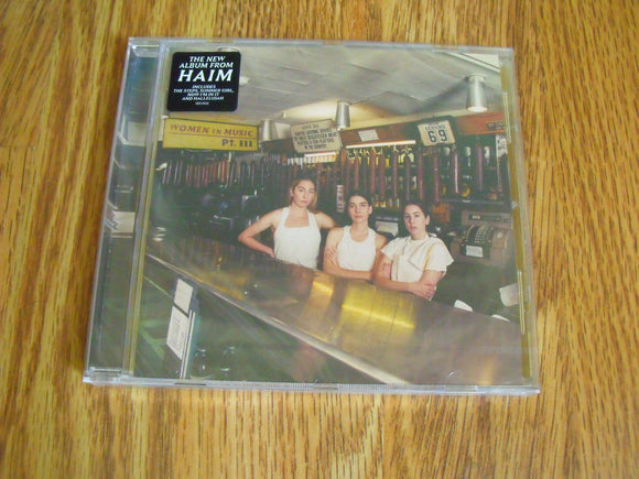 Haim - Women In Music Part III - New CD